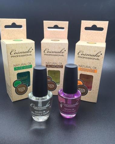 3003 Масло Bubble Gum для ногтей и кутикулы натуральное 16 мл Cosmake