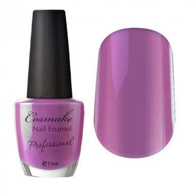 003 Лак для ногтей Professional Cosmake 16мл Сиреневый