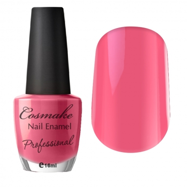 004 Лак для ногтей Professional Cosmake 16мл Розовый