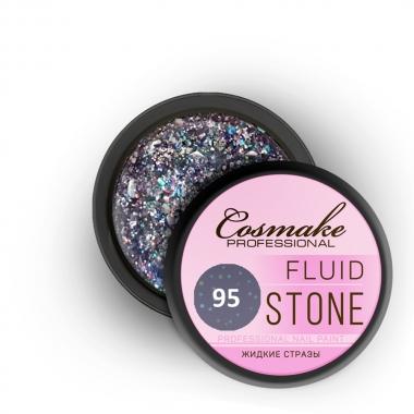 095 Гель Fluid Stone 5гр. Cosmake Синий