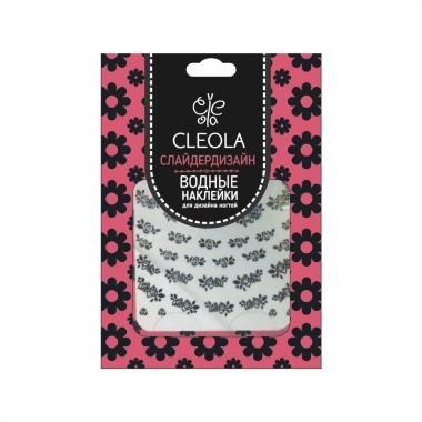 117 Наклейки со стразами Cleola Beauty/12