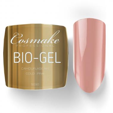 5030 Гель Bio/LED камуфляж 1 бежевый Cosmake Premium 15 гр. Germany