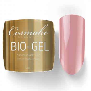 5031 Гель Bio/LED камуфляж 2 телесный Cosmake Premium 15 гр. Germany