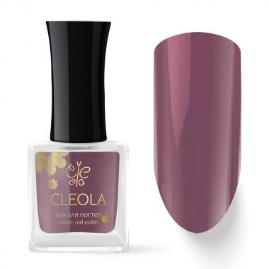 79 Лак для ногтей Cleola 9 мл Серо-Розовый