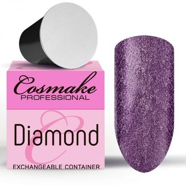 Z111 Гель-лак жидкая фольга Сиреневый Diamant  5г Cosmake Premium