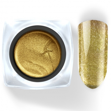 104 Гель-краска Паутинка 5г золотая Cosmake Premium