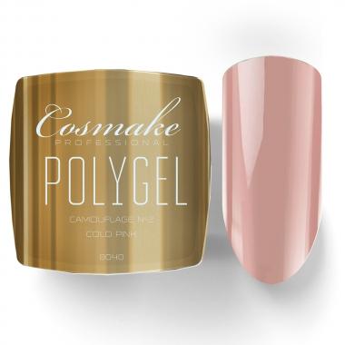 8040 Полигель персиковый камуфляж 15г Cosmake Premium