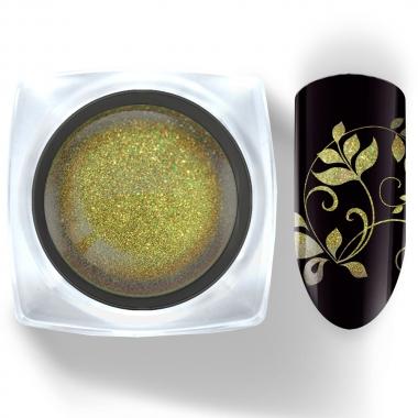 104 Гель-краска с лип слоем золото 5г Cosmaka Premium