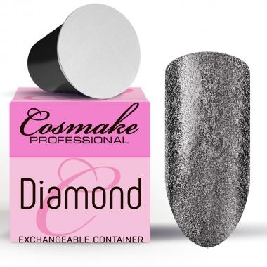 Z 114 Гель-лак жидкая фольга Diamond  5г Cosmake Premium