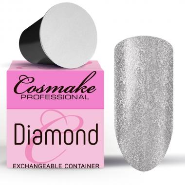 Z 116 Гель-лак жидкая фольга Diamond 5г Cosmake Premium