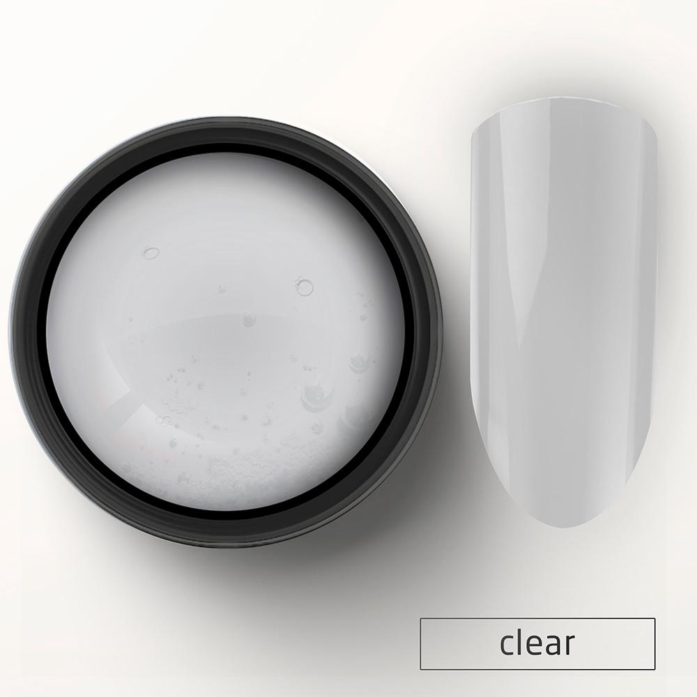 Гель УФ однофазный прозрачный (1011)