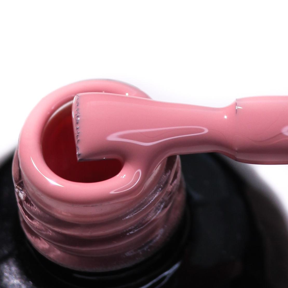 11 Гель-лак с липким слоем 11мл Cosmake Розовый-Бежевый