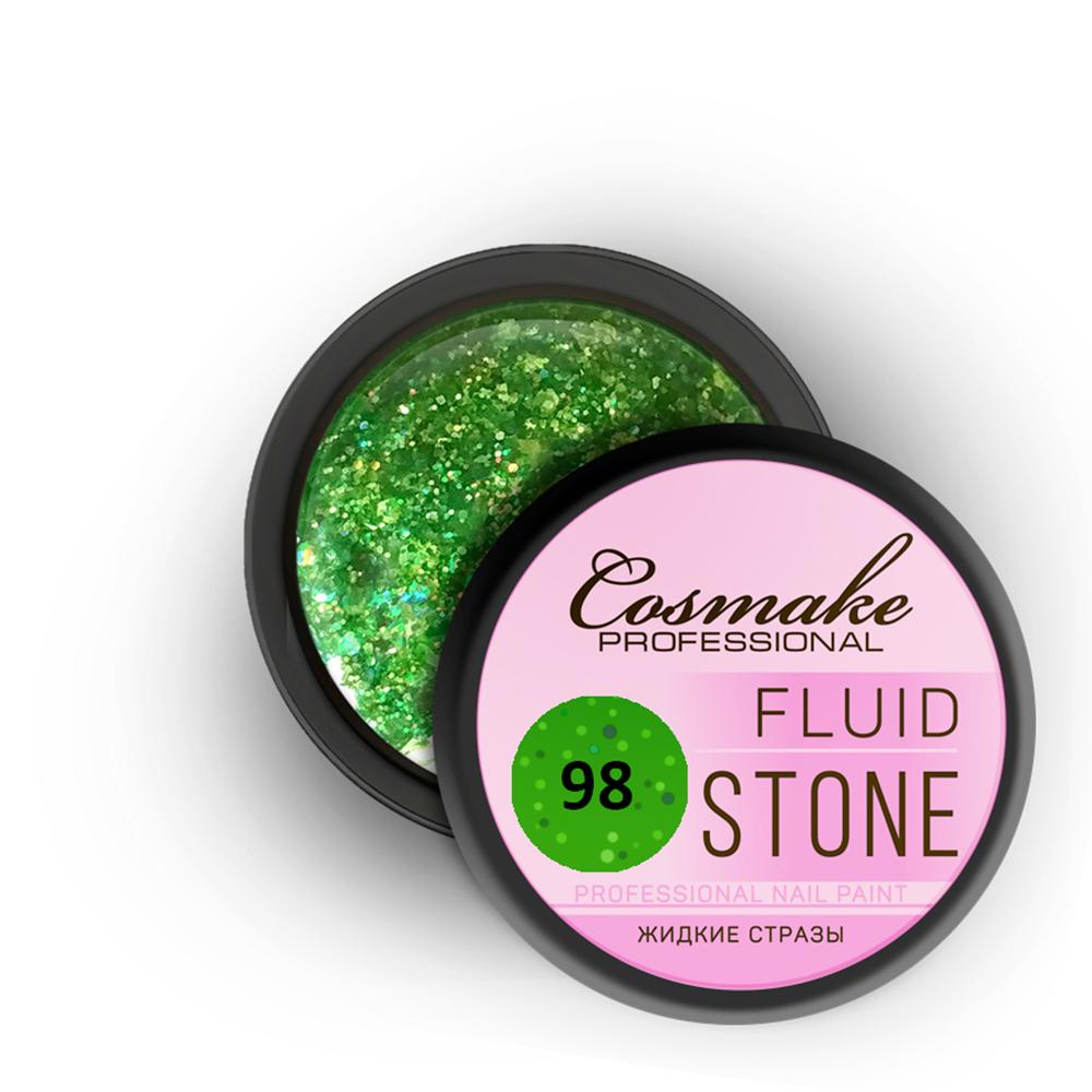 098 Гель Fluid Stone 5гр. Cosmake Зеленый