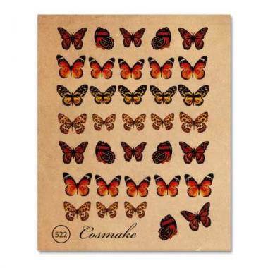 Фотодизайн 522 Бабочки красивые