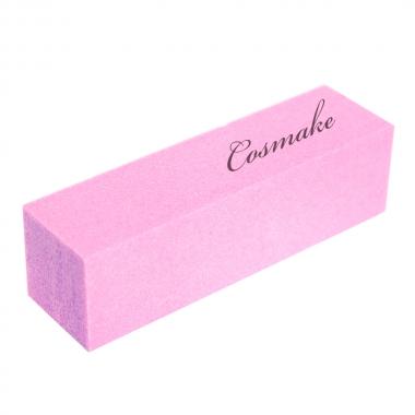 Шлифовщик-бафф розовый 150 грит T-37 Cosmake