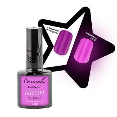 Гель-лак Neon 106 Пурпурный закат