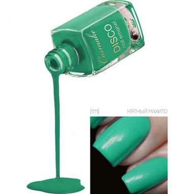 Лак для ногтей Disco 111 Мятный мохито
