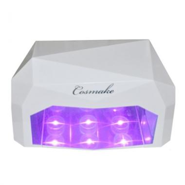 Лампа LED 10 Вт для гель-лака таймер 30-60-90 сек (LED-01)