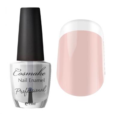 01 Лак для ногтей Professional Cosmake 16мл Прозрачный+сушка