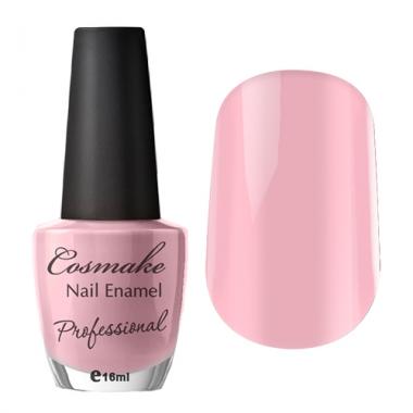Лак для ногтей 35 Розовая ваниль (плотный оттенок)
