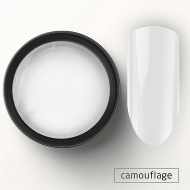 5050 Гель Bio белый френч LED/УФ 15 гр