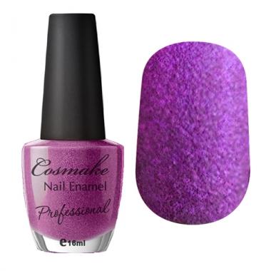 Лак для ногтей 59 Умопомрачительный фиолетовый (песочный лак)