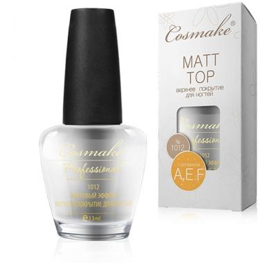 Верхнее покрытие для ногтей Matt Top (1012)