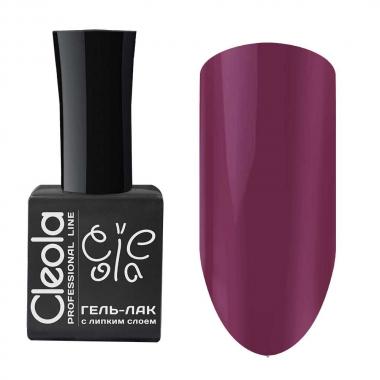 Гель-лак УФ/LED Cleola 15  11 гр. Пурпурно-розовый