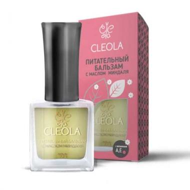 104 Питательное масло для ежедневного ухода  за ногтями и кутикулой  (с  маслом миндаля ) Cleola