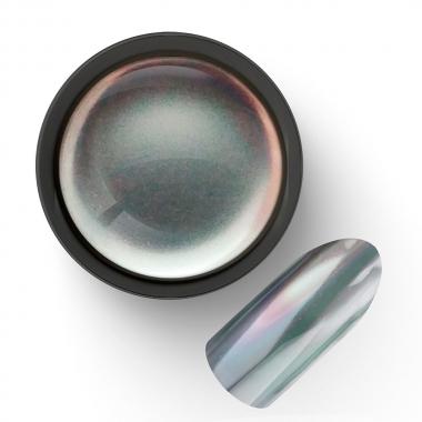 113 Гель-лак жидкое серебро зеркальное покрытие 5г Cosmake