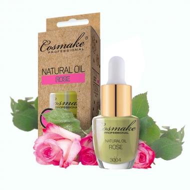 3004 Масло Роза для ногтей и кутикулы натуральное 16 мл Cosmake