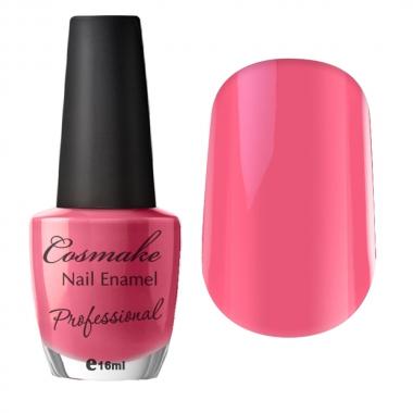 04 Лак для ногтей Professional Cosmake 16мл Розовый