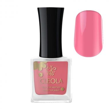 73 Лак для ногтей нежно-розовый Cleola 9 мл