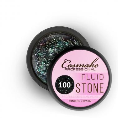 100 Гель Fluid Stone 5гр. Cosmake Мульти