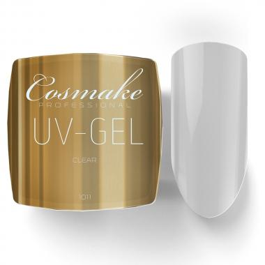 1011 Гель УФ однофазный прозрачнный Cosmake Premium 15гр.Germany