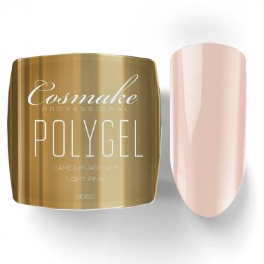 8060 Полигель нежно-розовый Cosmake Premium 15гр
