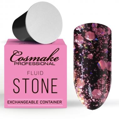 Z096 Гель Fluid Stone 5гр. Cosmake Premium  Розовый
