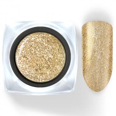 104 Гель-лак жидкая фольга Золото Diamant  5г Cosmake Premium