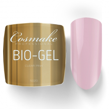 5020 Гель Bio/LED розовый Cosmake Premium 15 гр.