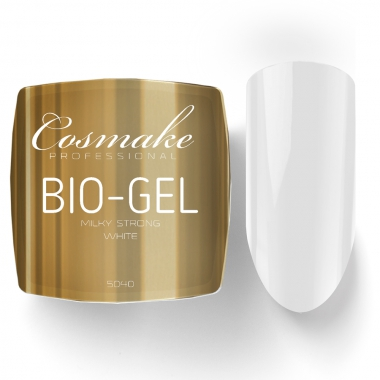 5040 Гель Bio/LED Milky Cosmake Premium 15 гр. Germany